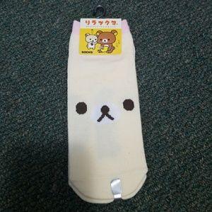 San-X Rilakkuma Ankle Socks